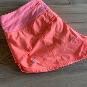 Size 6 speed up shorts